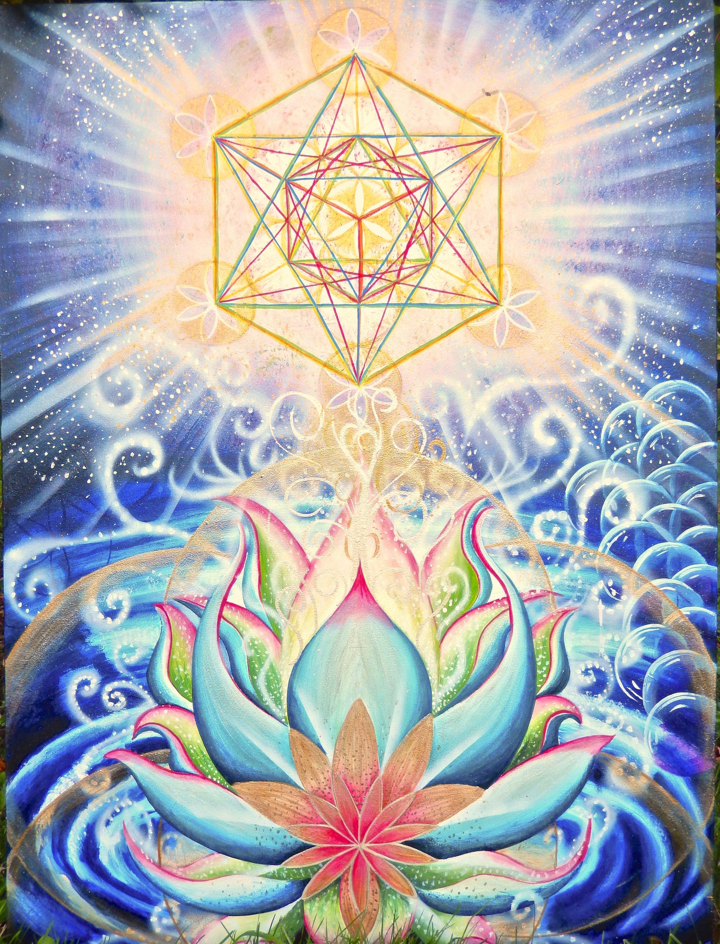 Reach the divine