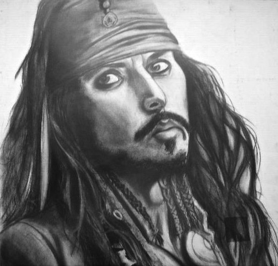 A famous pirate
