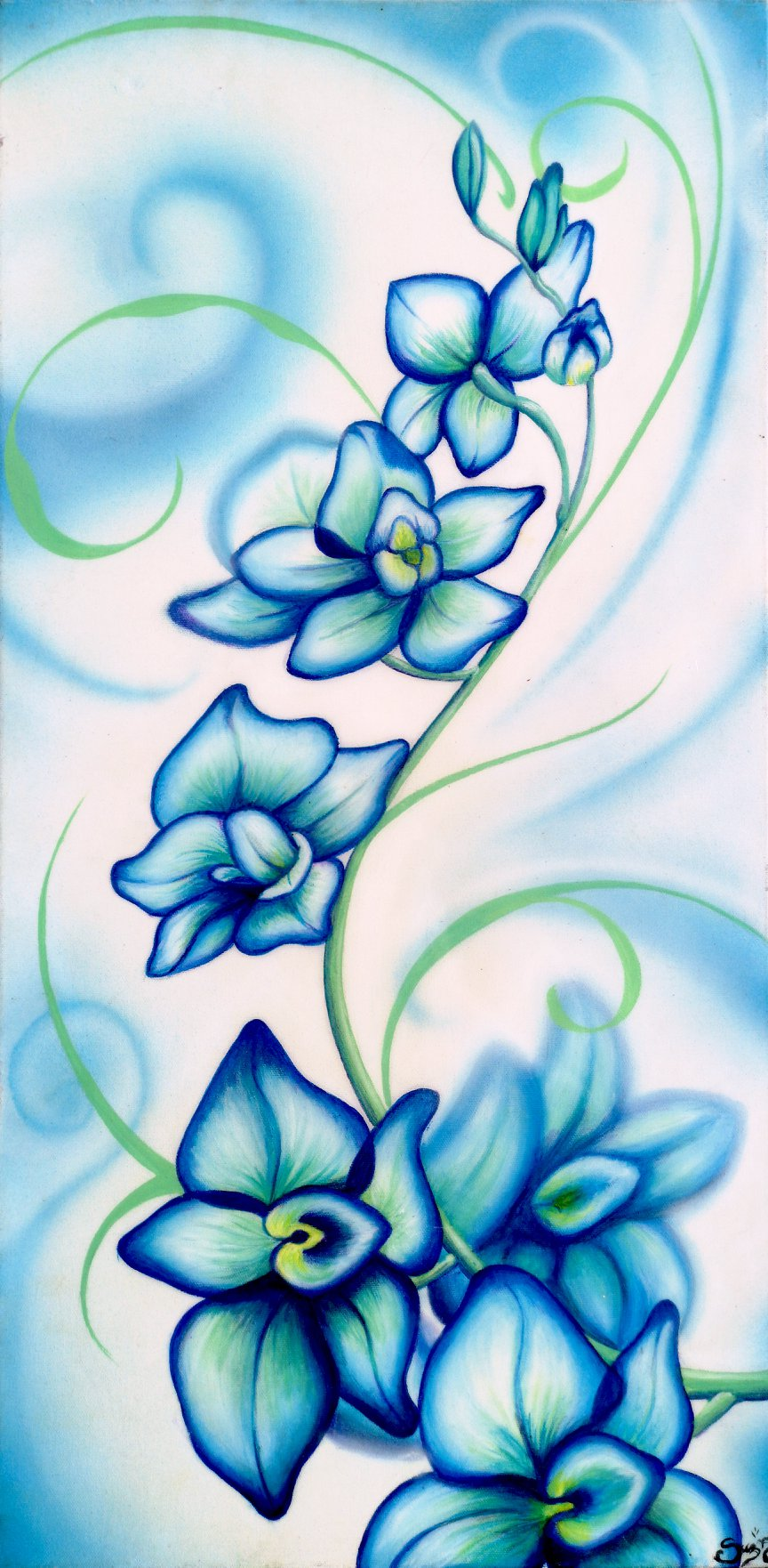 Orchid's dance